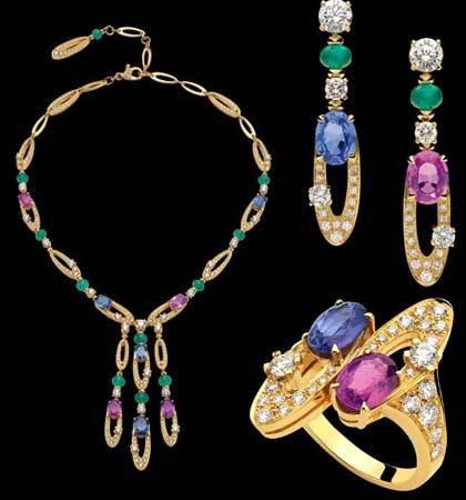 Nueva colección Elisia by Bvlgari