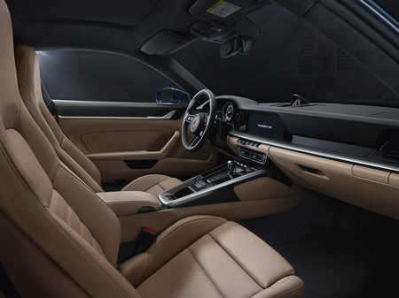 Porsche 911 Turbo 2021 9