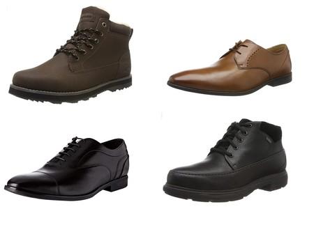 Chollos en tallas sueltas de  botas y zapatos para hombre en Amazon de marcas como Quiksilver, Clarks o Geox