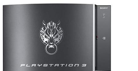 Desvelada la PS3 edición especial 'Final Fantasy VII'