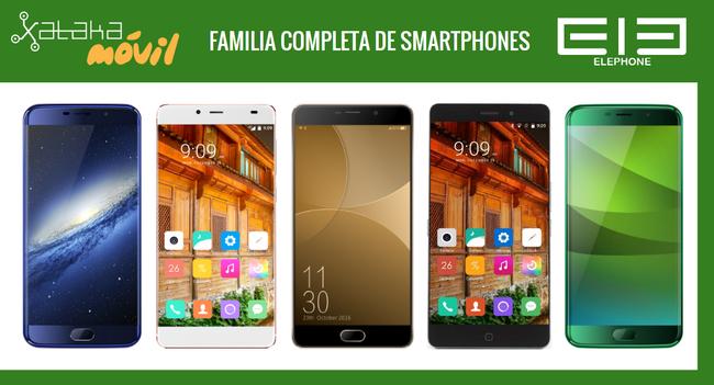 Catalogo Completo Smartphones Elephone