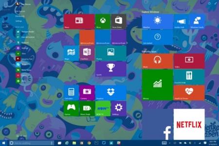 Windows10 10041 Start