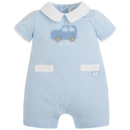 Pijama Azul Bebe