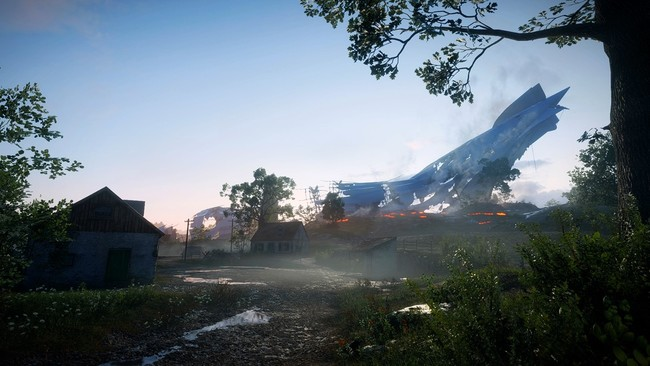 Battlefield 1 La Sombra Del Gigante Dlc