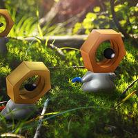 Meltan aparecerá en Pokémon GO con su versión shiny por medio de un evento temporal
