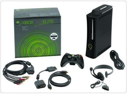 Xbox 360 Elite presentada oficialmente