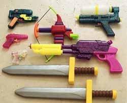 Retiran juguetes peligrosos del mercado