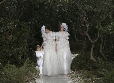 Chanel Alta Costura Primavera-Verano 2013: la Haute Couture en estado puro