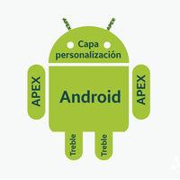 Después de Treble llega APEX: Android más modular para combatir la fragmentación