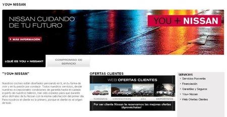 """""""You + Ventajas"""", Nissan premia a sus clientes más antiguos"""