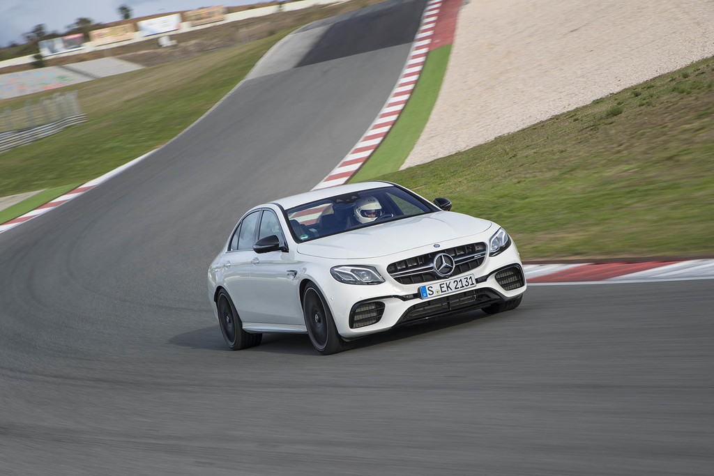 Mercedes-AMG E 63S 4Matic+