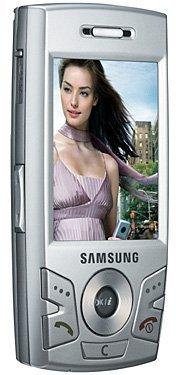 Samsung SGH-E890, con pantalla táctil