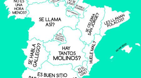 Lo que el autocompletar de Google revela sobre lo que pensamos de cada región de España