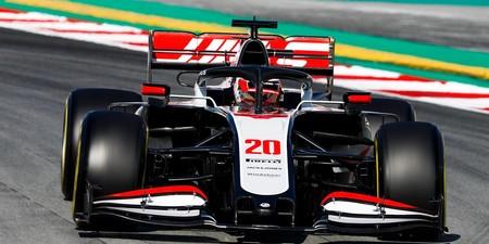 Magnussen Formula 1 2020