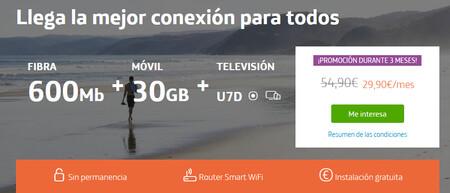 Movistar Conecta Max Tv Box