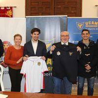 JRALion se convierte el segundo jugador de MAD Lions becado en la UCAM de Murcia