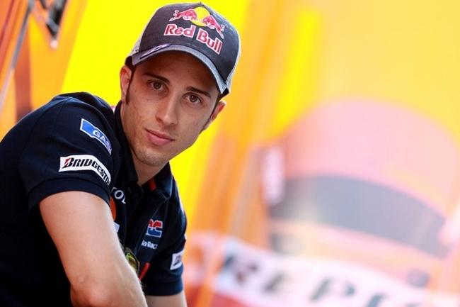 Andrea Dovizioso fichado por Ducati