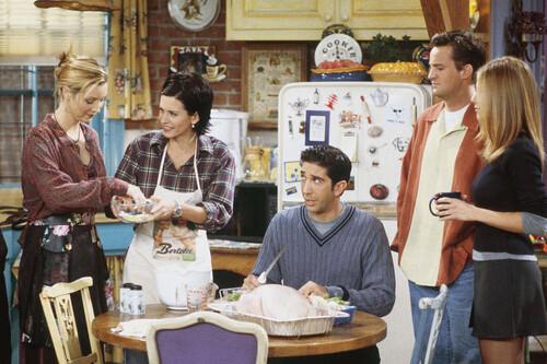 'Friends' no es machista ni homófoba