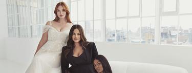 Ashley Graham crea su propia colección inclusiva de vestidos de novia con Pronovias apta para todas las tallas