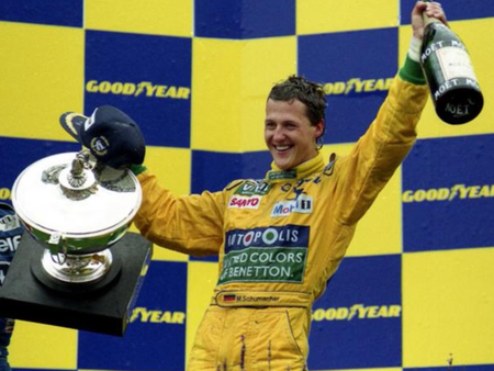 Un Gran Premio de Bélgica muy emotivo para la familia Schumacher