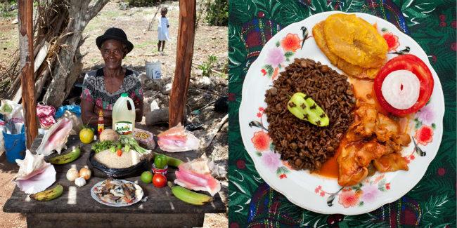 Recetas de abuelas por el mundo. Haiti