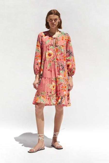 Zara Estampado Floral 04