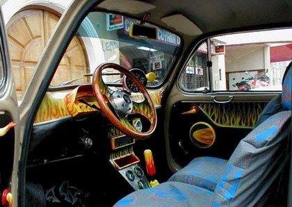 Seat 600 Tuning