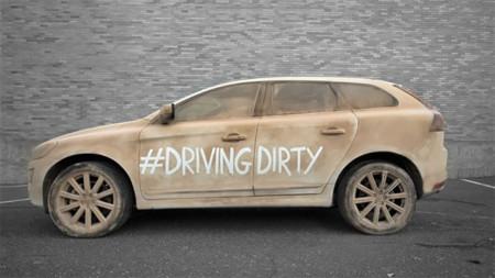 Volvo lanza lavado de auto sin agua para fomentar el ahorro de ésta