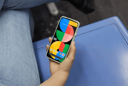 Pixel 5a 5