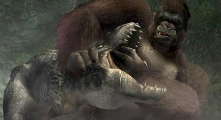 King Kong Vs TRex