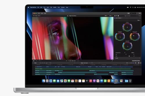 Ya está aquí el nuevo MacBook Pro de 14 pulgadas con chip M1 Pro, pantalla XDR Pro Display y cámara FaceTime 1080p