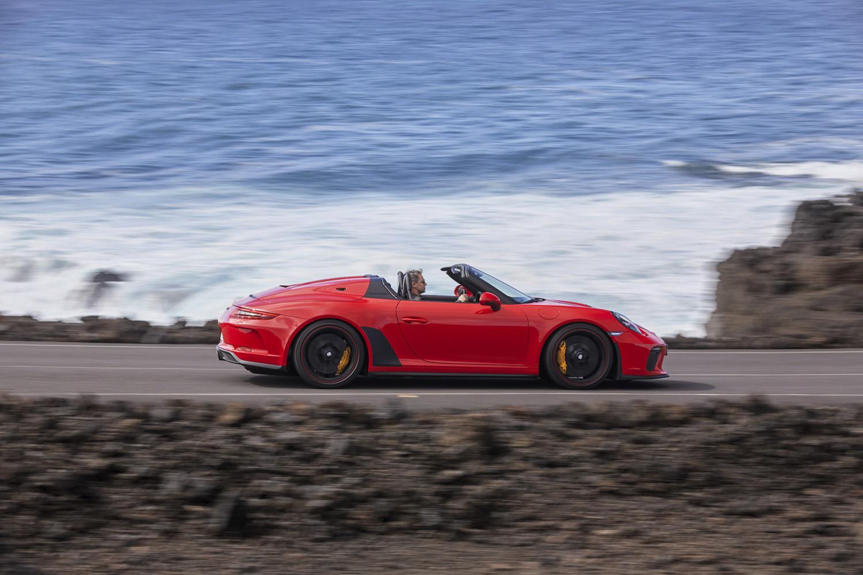Foto de Porsche 911 Speedster 2019 (13/43)