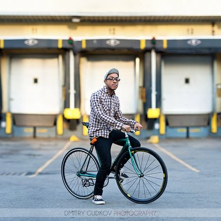 #NYCbike, por Dmitry Gudkov