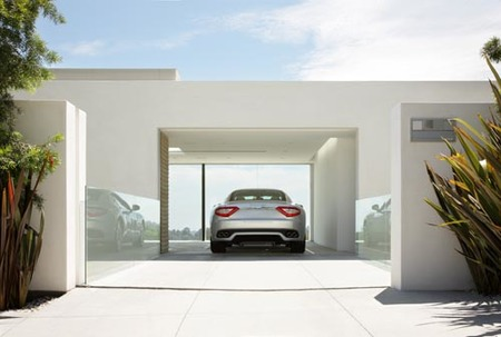 Garaje de Holger Schubert Ferrari y Maserati