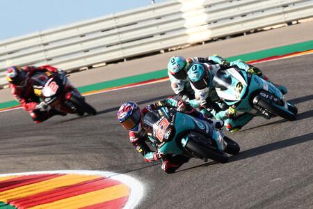 Azman Aragon Moto3 2021