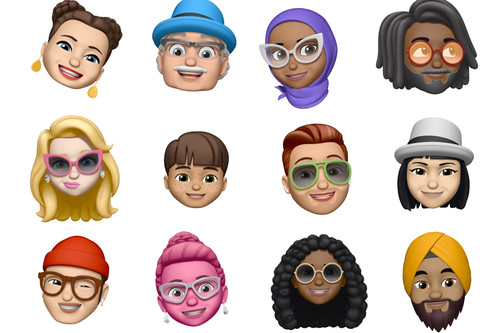 La guerra de los emojis vivientes: AR Emoji de Samsung vs Memoji de Apple