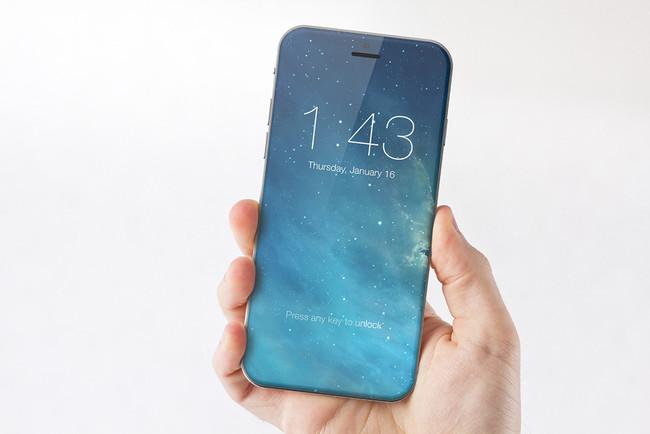 iphone ocho monitor OLED