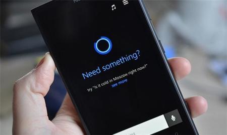 Cortana, el asistente de voz de Windows Phone, muestra su aspecto