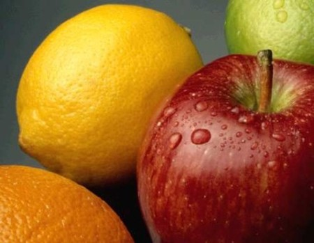 La fruta, aliada con tu belleza