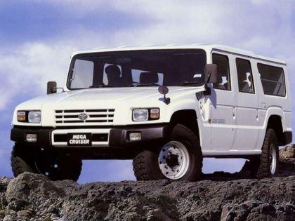 Toyota Mega Cruiser, el Hummer japonés