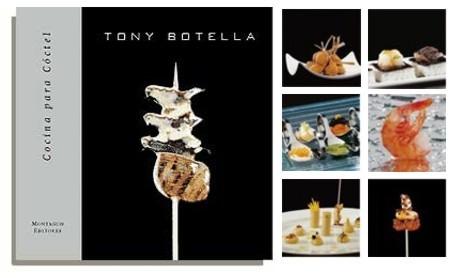 Cocina para Cóctel de Toni Botella, una cocina para comer de pie