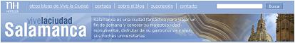 Vive la ciudad: Salamanca