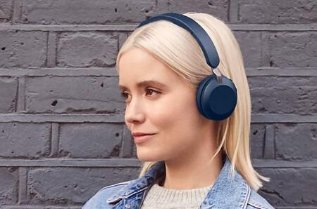 Los auriculares Bluetooth Jabra Elite 45h con hasta 50 horas de batería alcanzan su precio mínimo histórico en Amazon: 69,99 euros