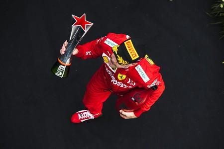 Sebastian Vettel China Formula1 2019