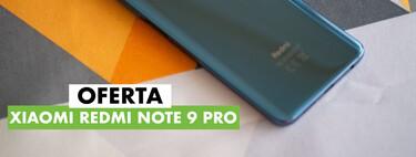 El Redmi Note 9 Pro de Xiaomi a precio de escándalo en el Cyber Monday de eBay con este cupón: llévatelo por 159,99 euros