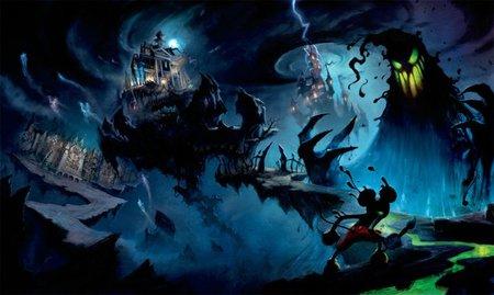 'Epic Mickey', así acabó Mickey liándola parda y liberando a la oscuridad [GamesCom 2010]