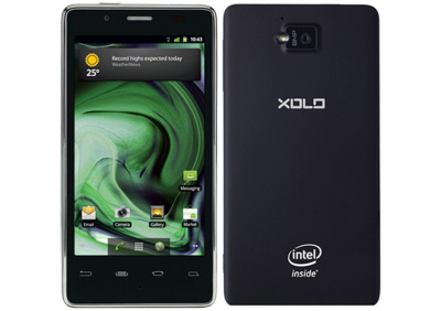 Lava XOLO X900. El primer smartphone de Intel despega hacia la India