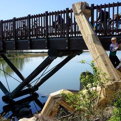 Foto 5 de 11 de la galería gigantes-madera-copenhague en Diario del Viajero