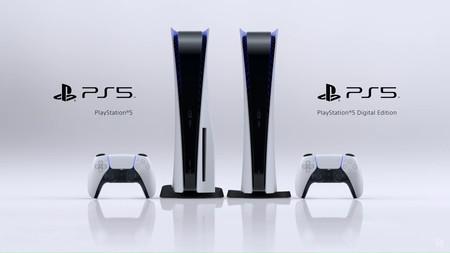 Versiones de la PS5.