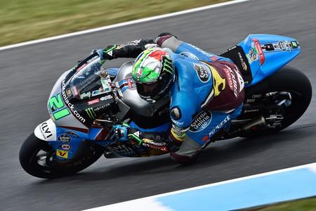Franco Morbidelli Moto2 Gp Australia 2016